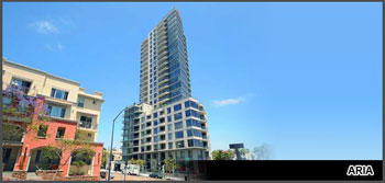 Aria Condos for Sale in Downtown San Diego 92101