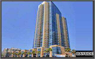 Bayside Condos for sale in Downtown San Diego