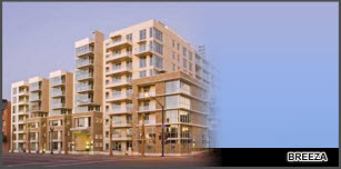Little Italy Condos for Sale at Breeza in downtown San Diego