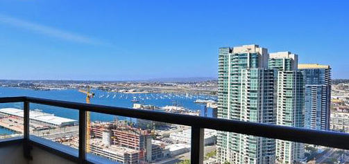 Condos for Sale in Downtown San Diego Marina District