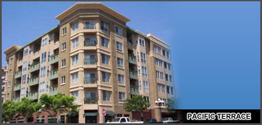Pacific Terrace Condos for Sale in San Diego
