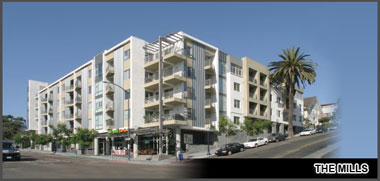 Downtown San Diego Condos for Sale at The Mills